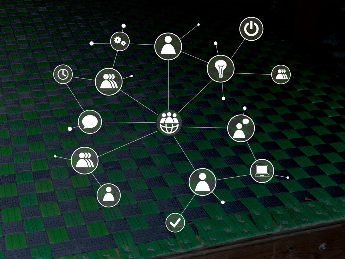 Netzwerken und digitales Marketing